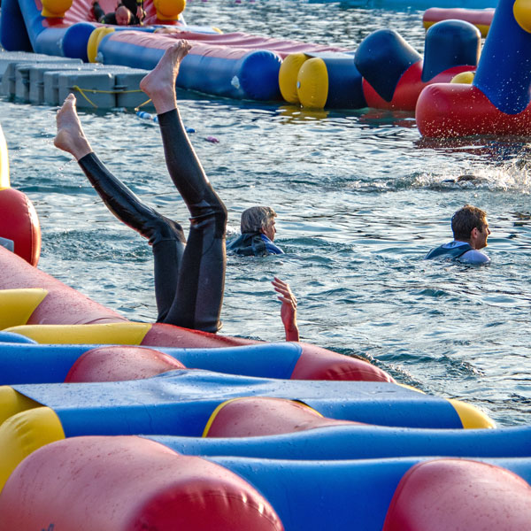 Inflatable Obstacle Course Lymington
