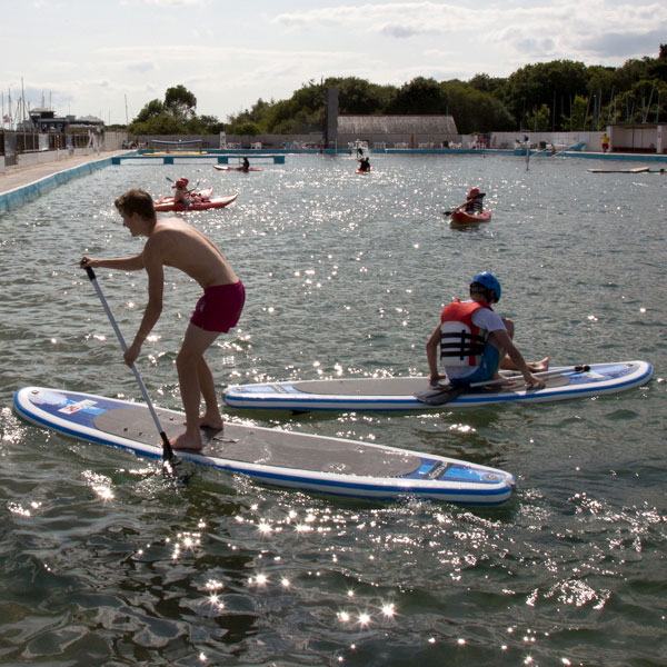 Lymington Paddleboards Hire